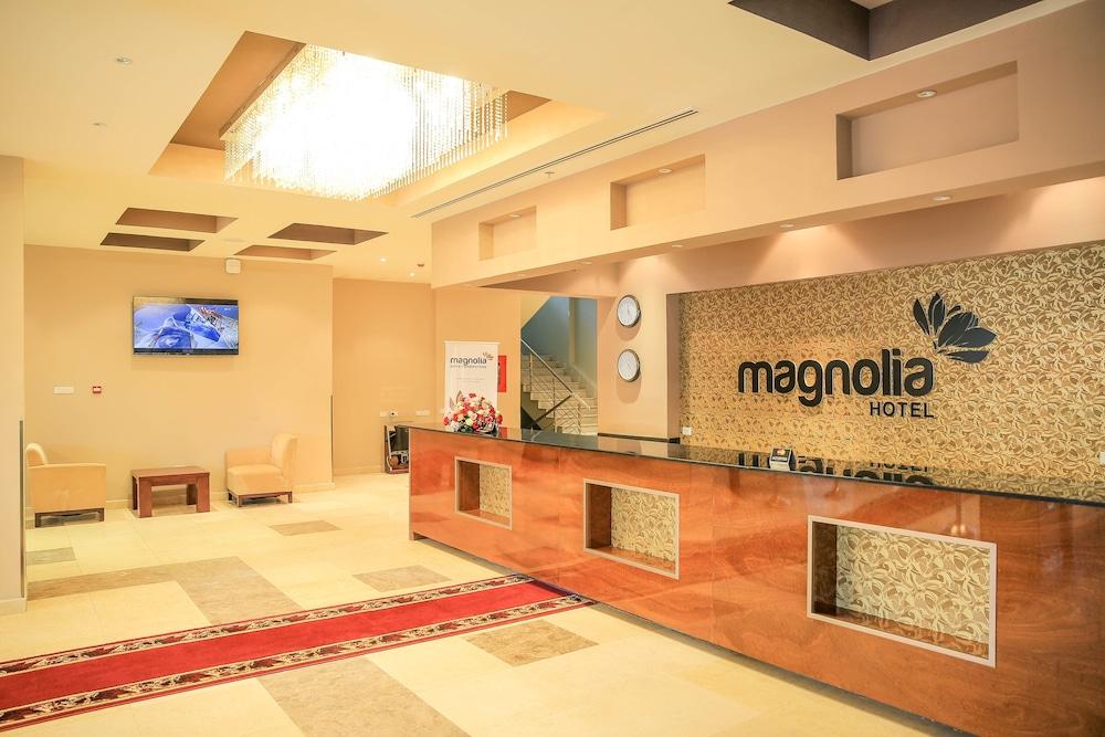 Magnolia Addis Hotel