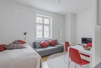 赫爾辛基南區中心卡普提尼公寓飯店