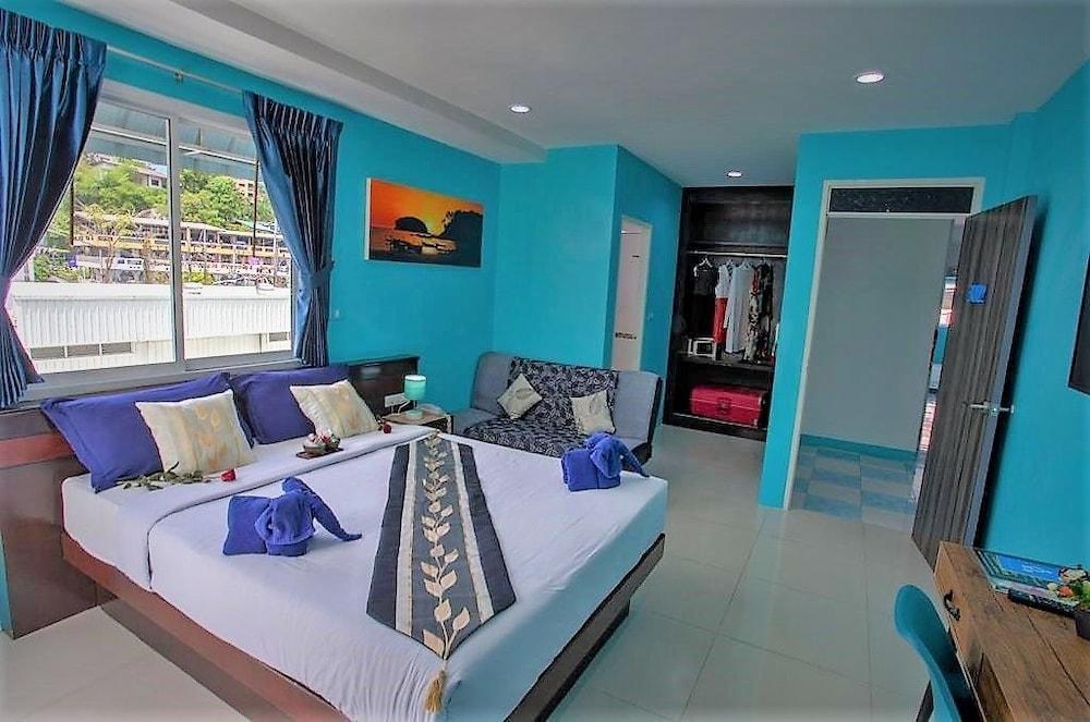 Patong Blue - Hostel