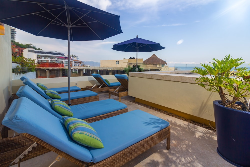 V Azul Condo At Vallarta Romantic Zone Adults Only Puerto