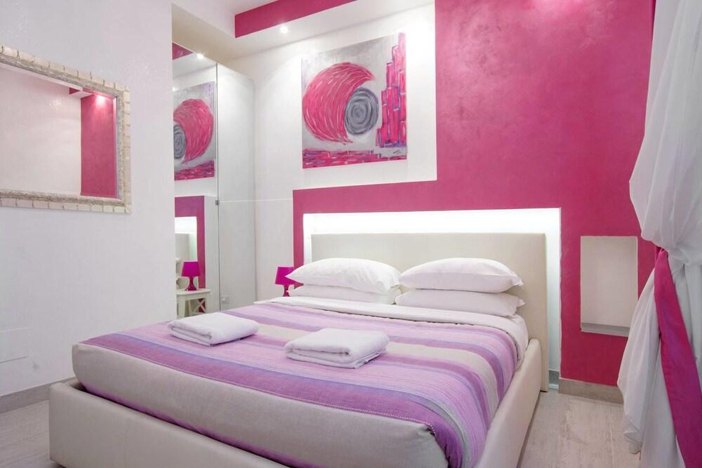 Violet Vatican Apartment