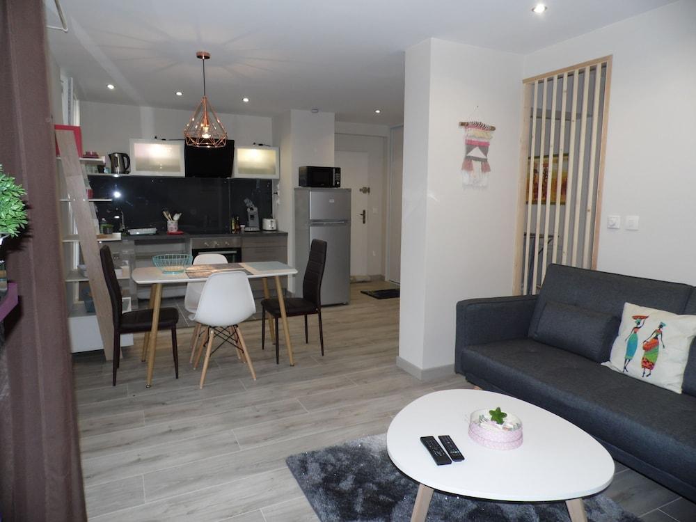 Appartement cosy paisible coeur de ville