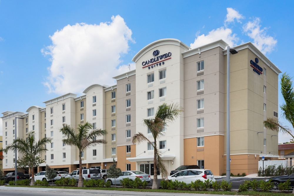 Candlewood Suites Miami Intl Airport-36th St