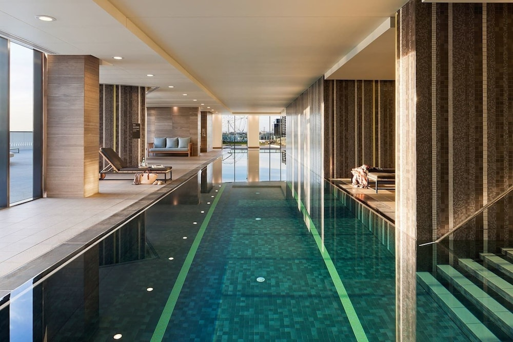 Melbourne Docklands Convesso Seaview Apartment