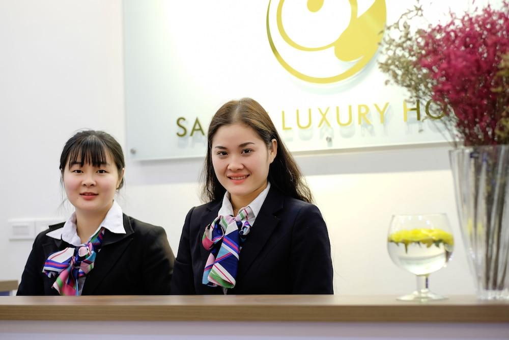 Sammy Luxury Hotel