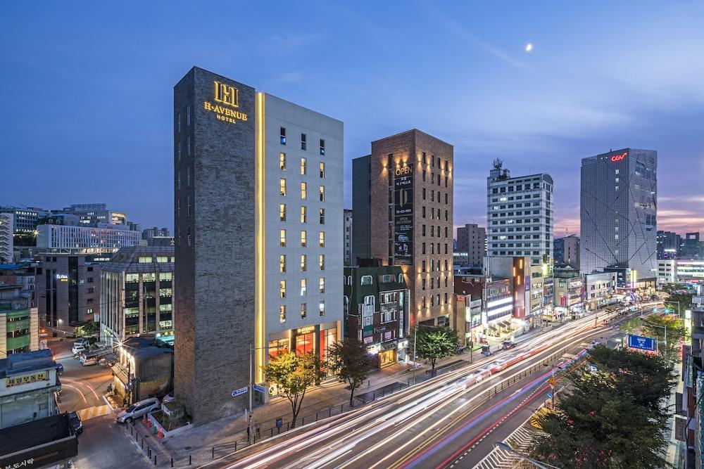 H Avenue Hotel Dongdaemun Sungshin