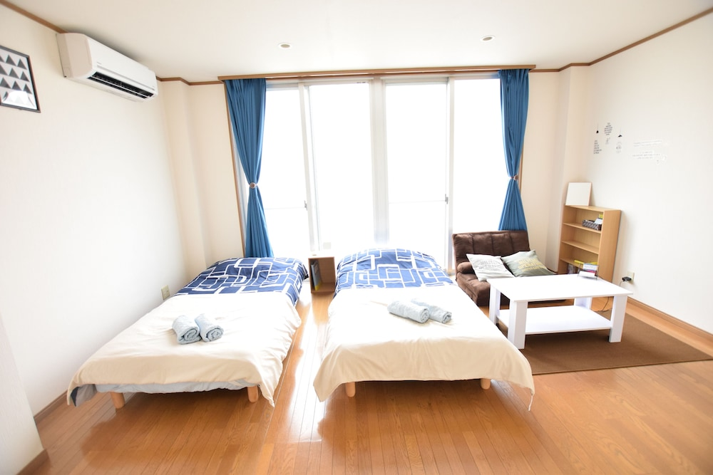 Osaka Tenpouzan-Apartment