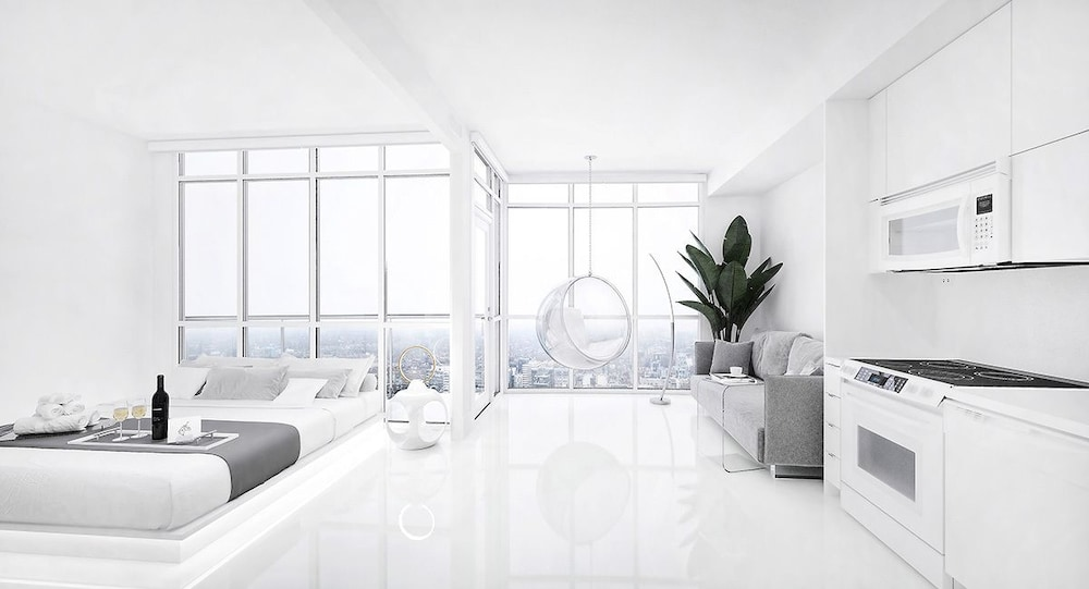 Penthouse 7: Smart Luxury Tower w/Panoramic View