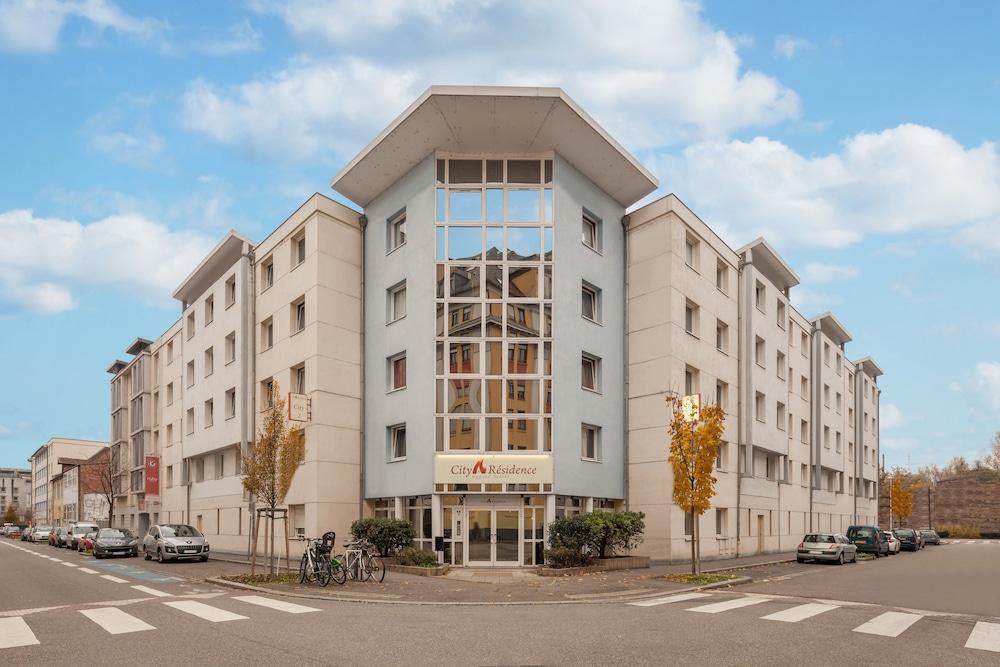 City Residence Access Strasbourg