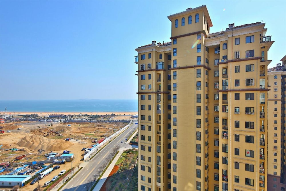 Blessed Family Seaview Apartment 1601