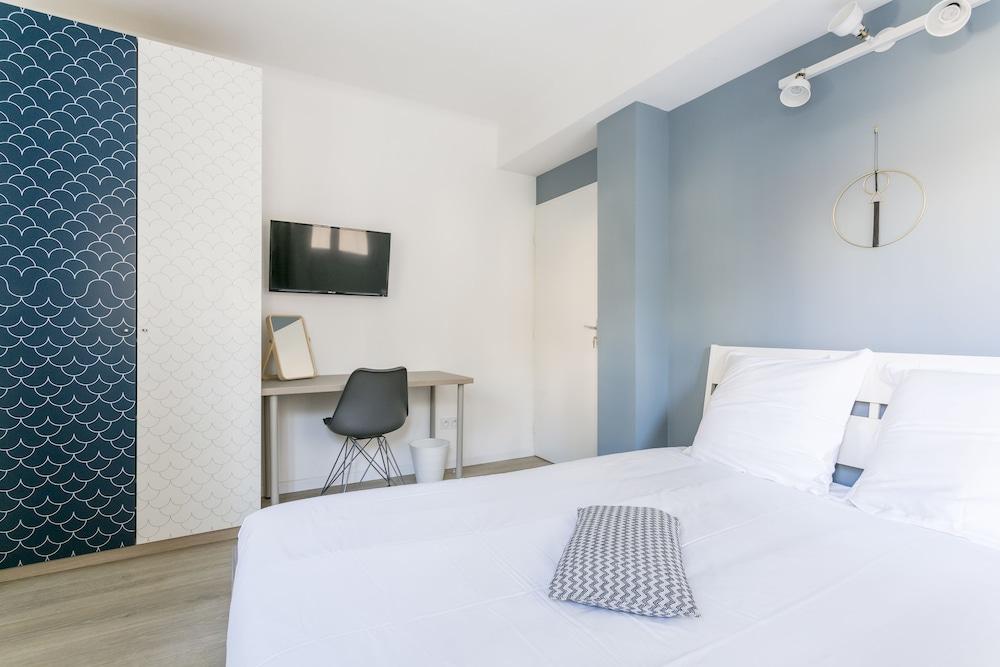 Coeur Urbain Bedrooms - Gare Saint Roch