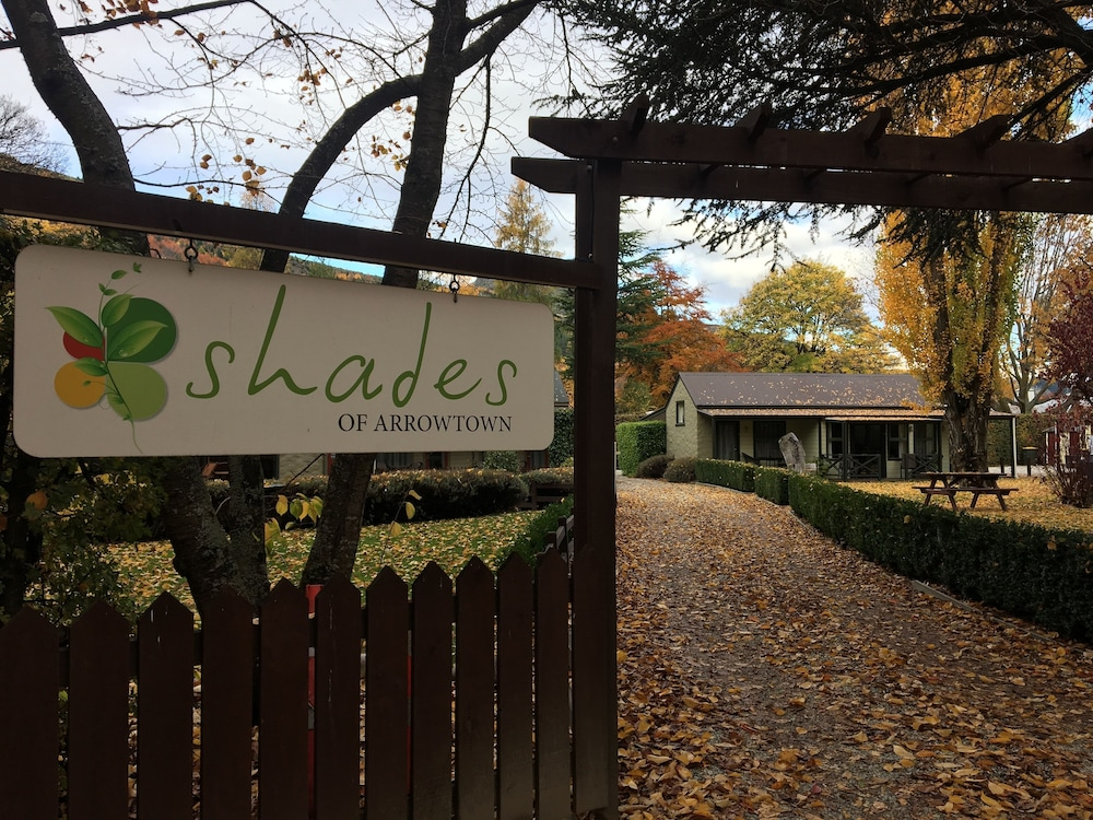 Shades of Arrowtown