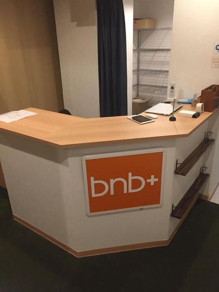 bnb+ Post Town Shinbashi - Hostel