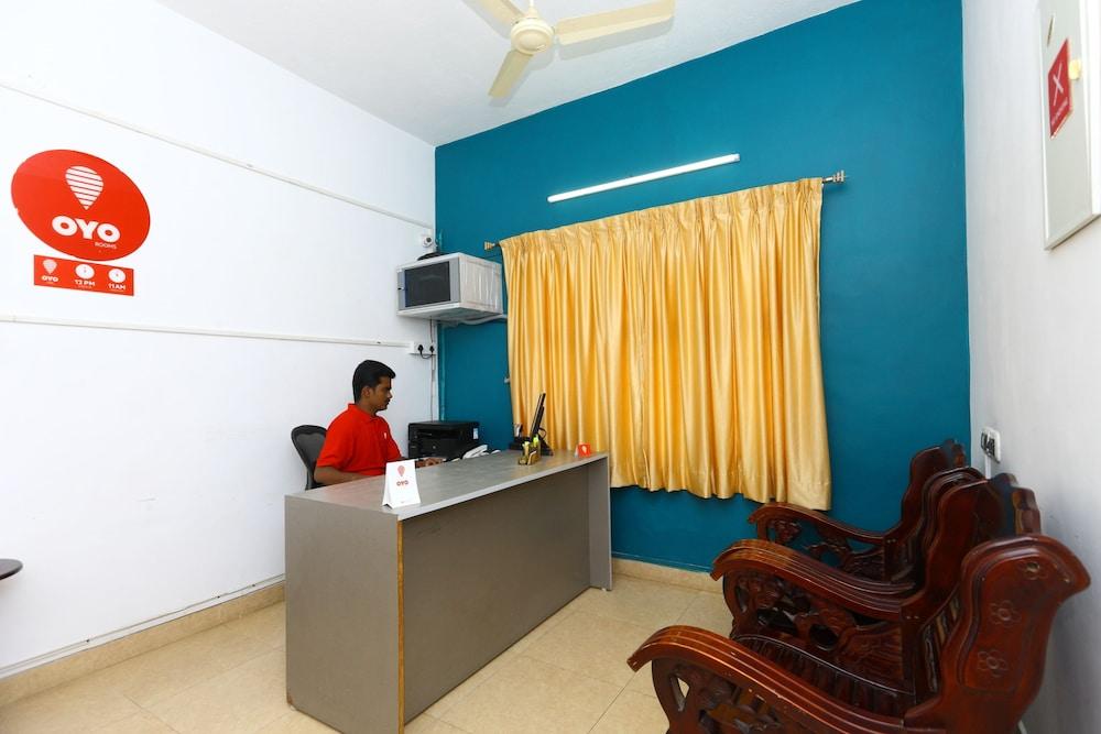OYO 9261 SPL Serviced Apartments Sholinganallur