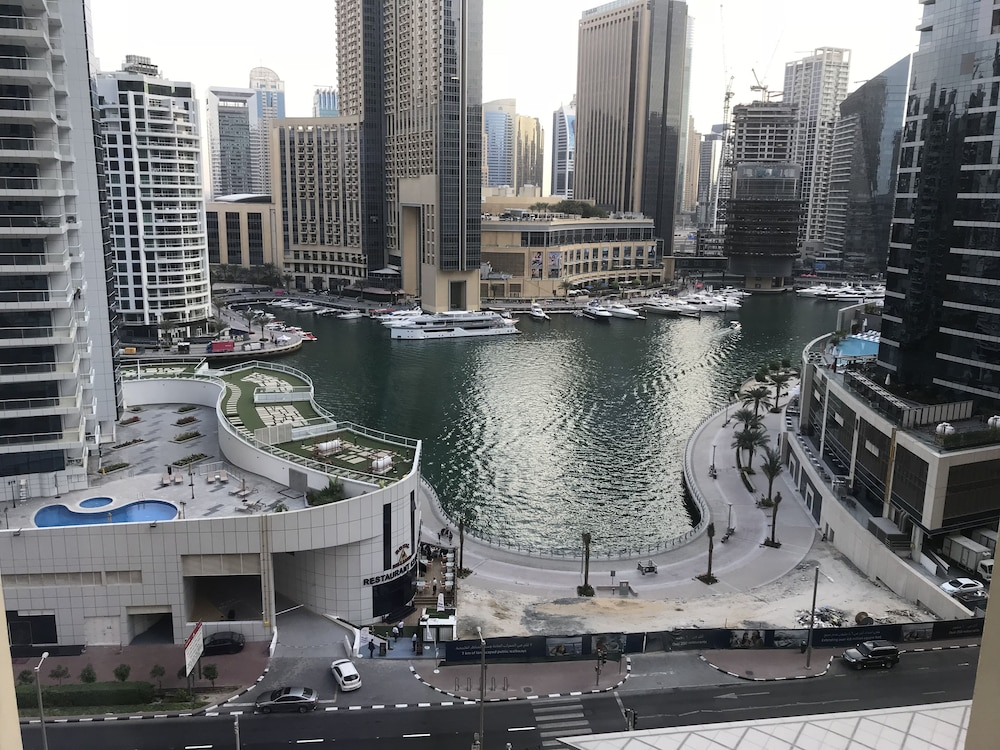 Pelicanstay at JBR Walk - Marina View