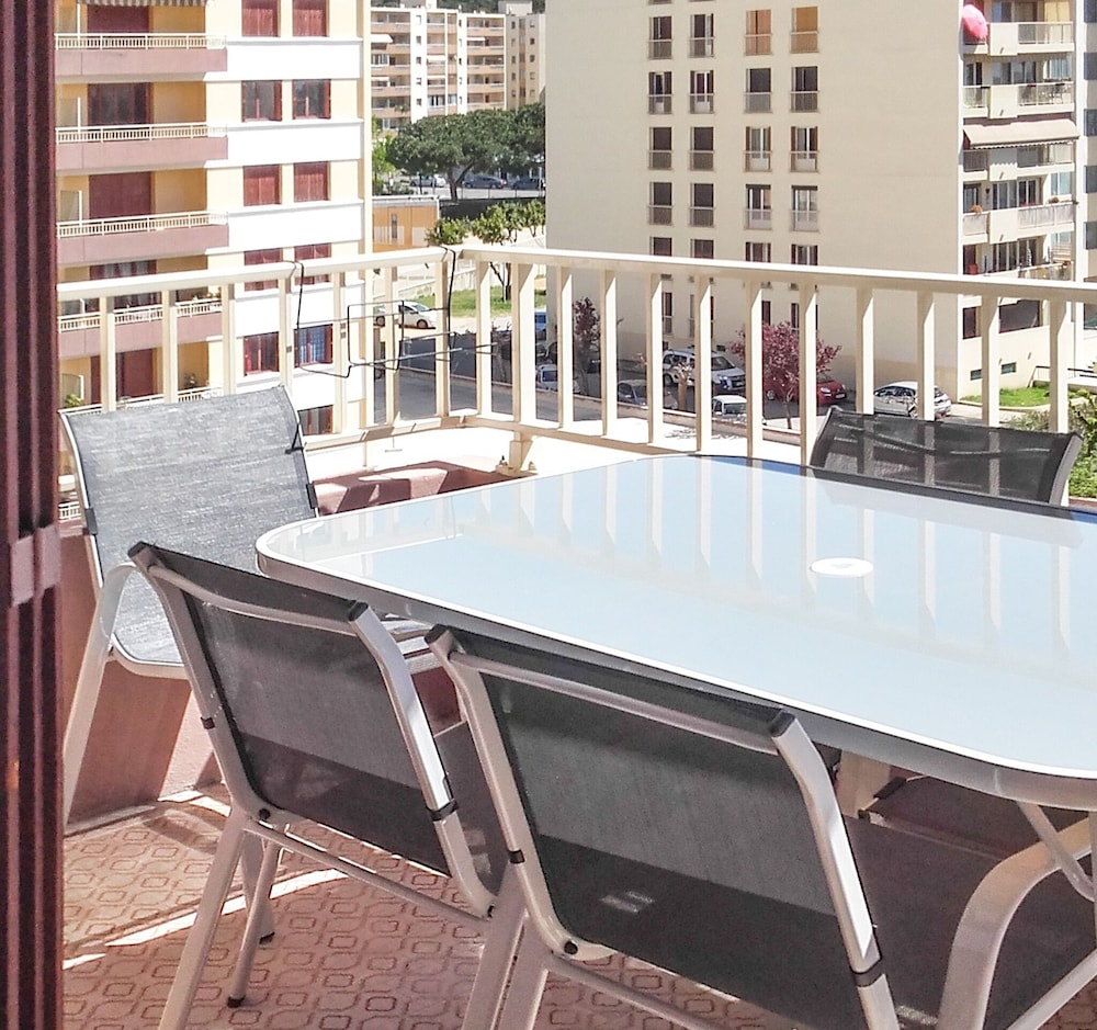 Apartment With 2 Bedrooms in Ajaccio, With Wonderful sea View, Furnish