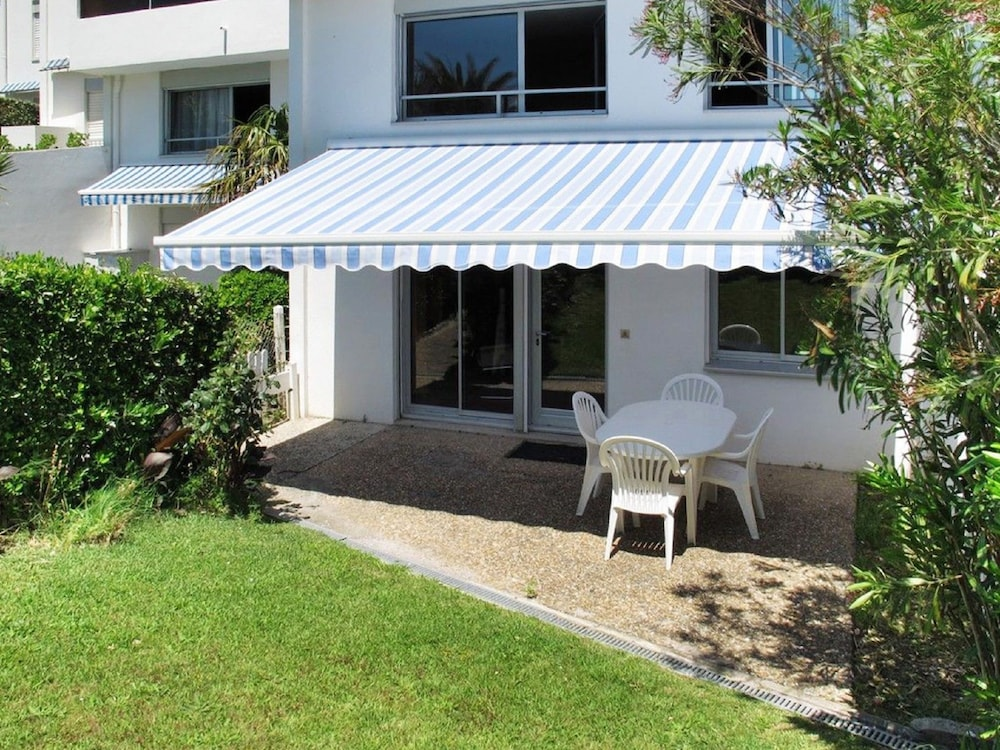 Apartment With 2 Bedrooms in Biarritz, With Enclosed Garden - 150 m Fr