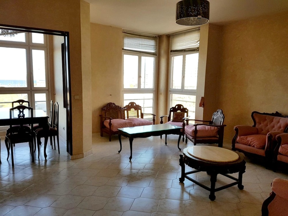 Apartment With 2 Bedrooms in Tanger, With Wonderful sea View and Wifi