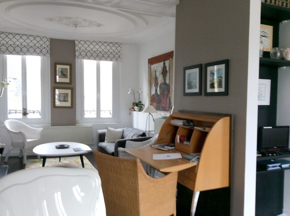 Apartment With 2 Bedrooms in Vannes, With Wonderful City View and Wifi