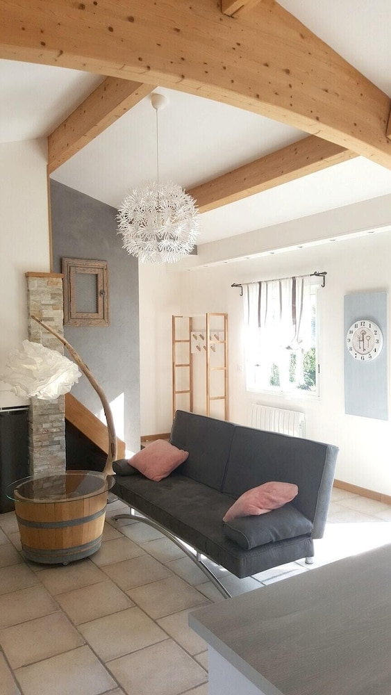 House With one Bedroom in Poussan, With Enclosed Garden and Wifi - 15