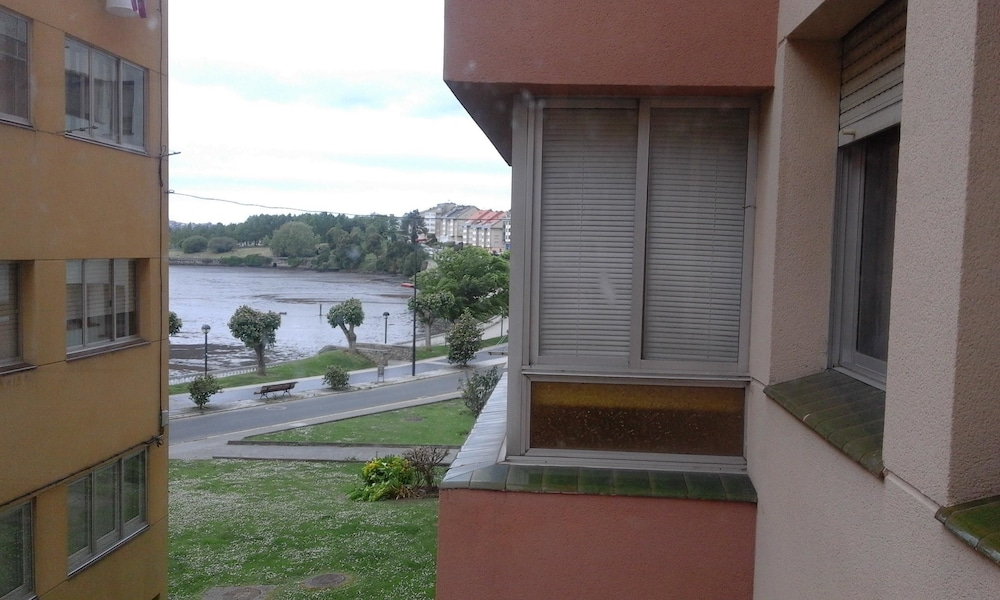 Apartment With 3 Bedrooms in Cambre, With Wonderful sea View and Balco