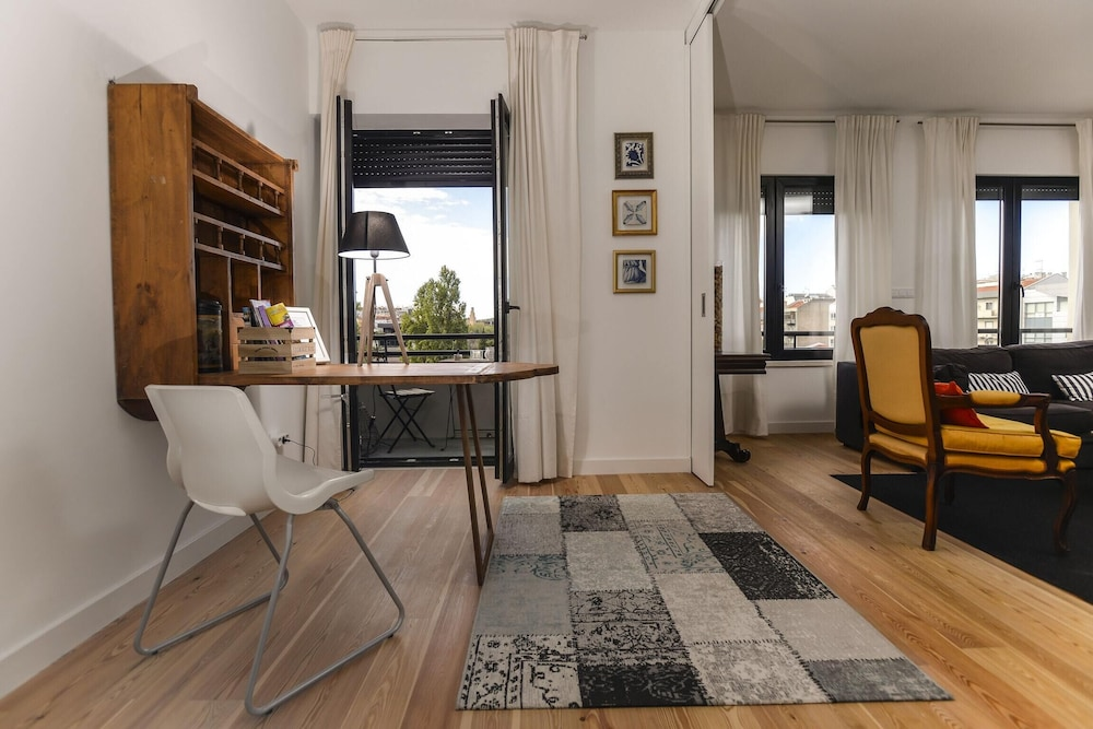 Apartment With 4 Bedrooms in Lisboa, With Wonderful City View, Furnish