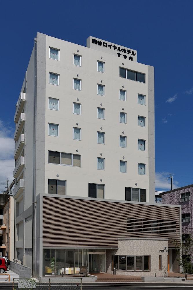 Kumagaya Royal Hotel Suzuki