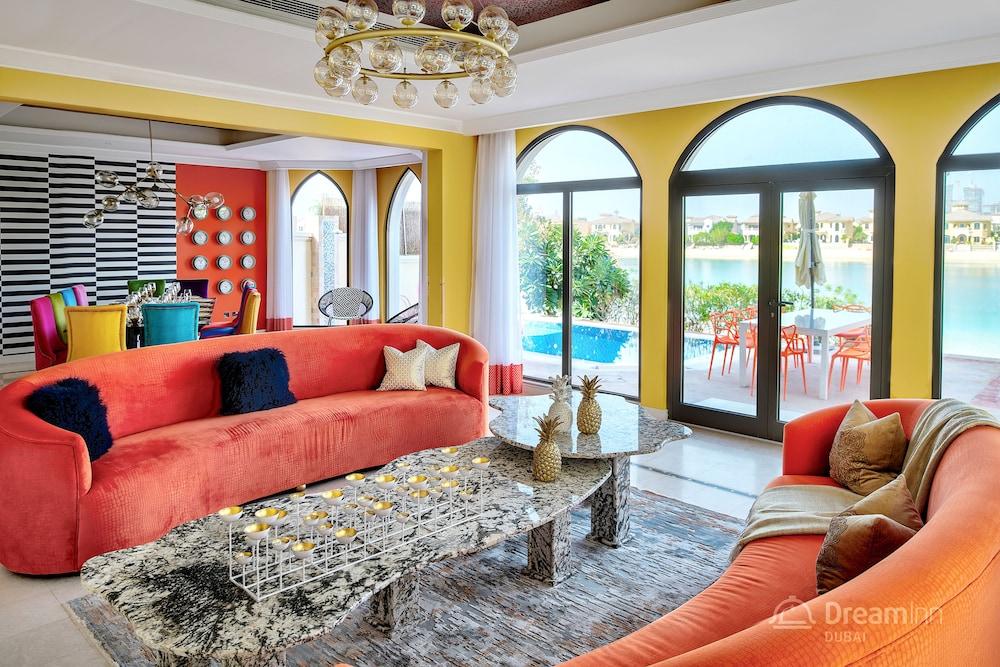 Dream Inn Dubai-Palm Island Retreat Villa