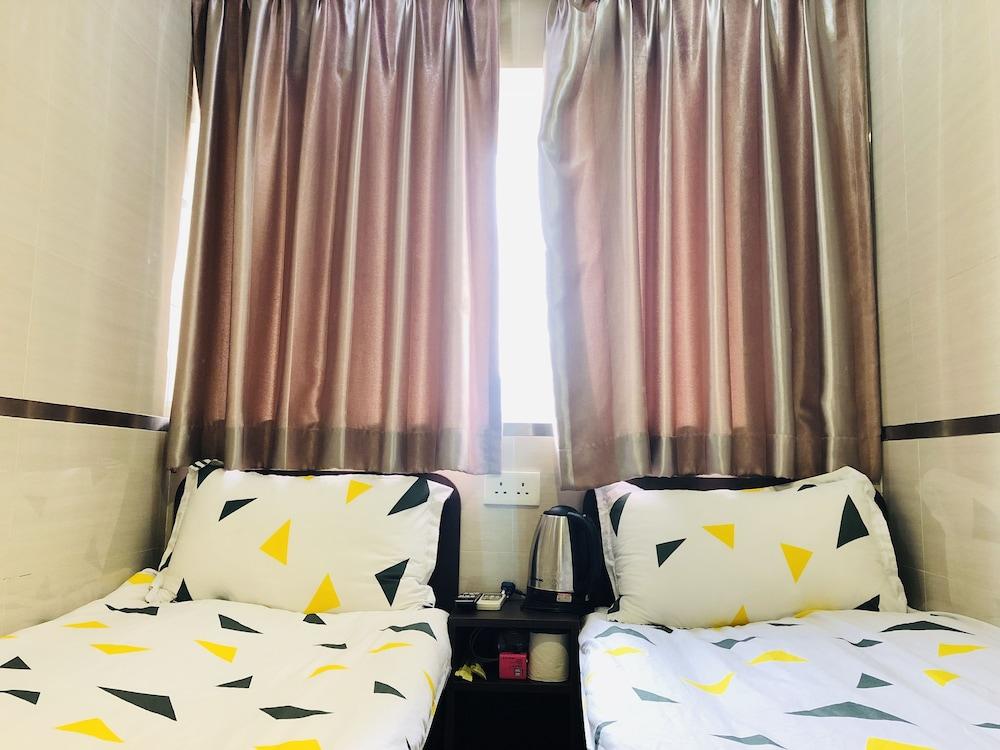 Mong Kok Guo Du Hostel