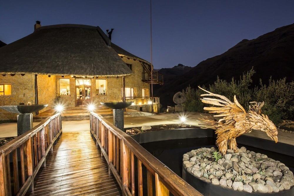 Maliba Lodge Maliba River Lodge