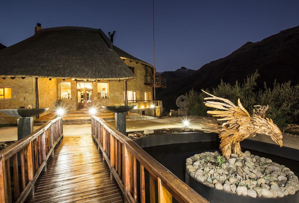 Maliba Lodge Riverside Hut