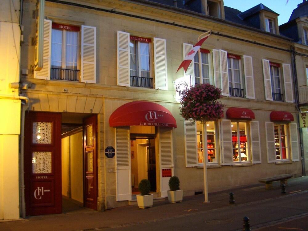 Churchill Hôtel Bayeux