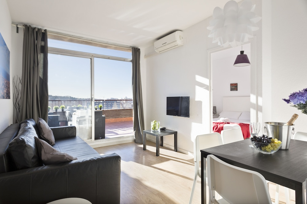 Penthouse Sants Station