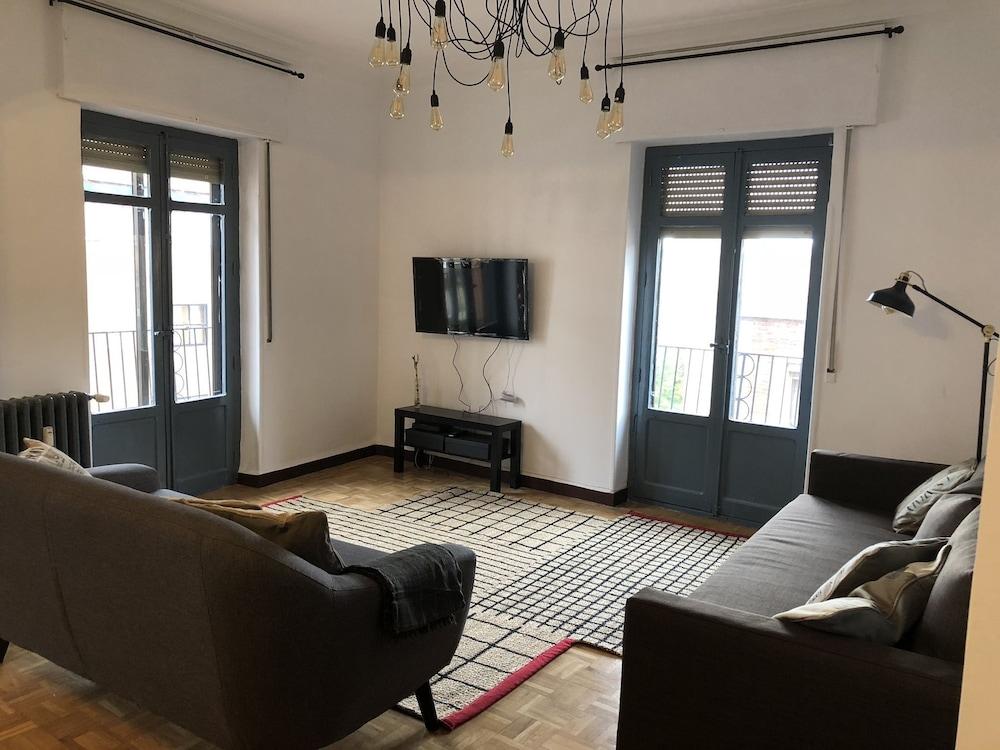 Apartamento Saavedra Fajardo - Madrid Río