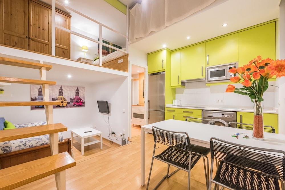 Apartamento Loft Galileo