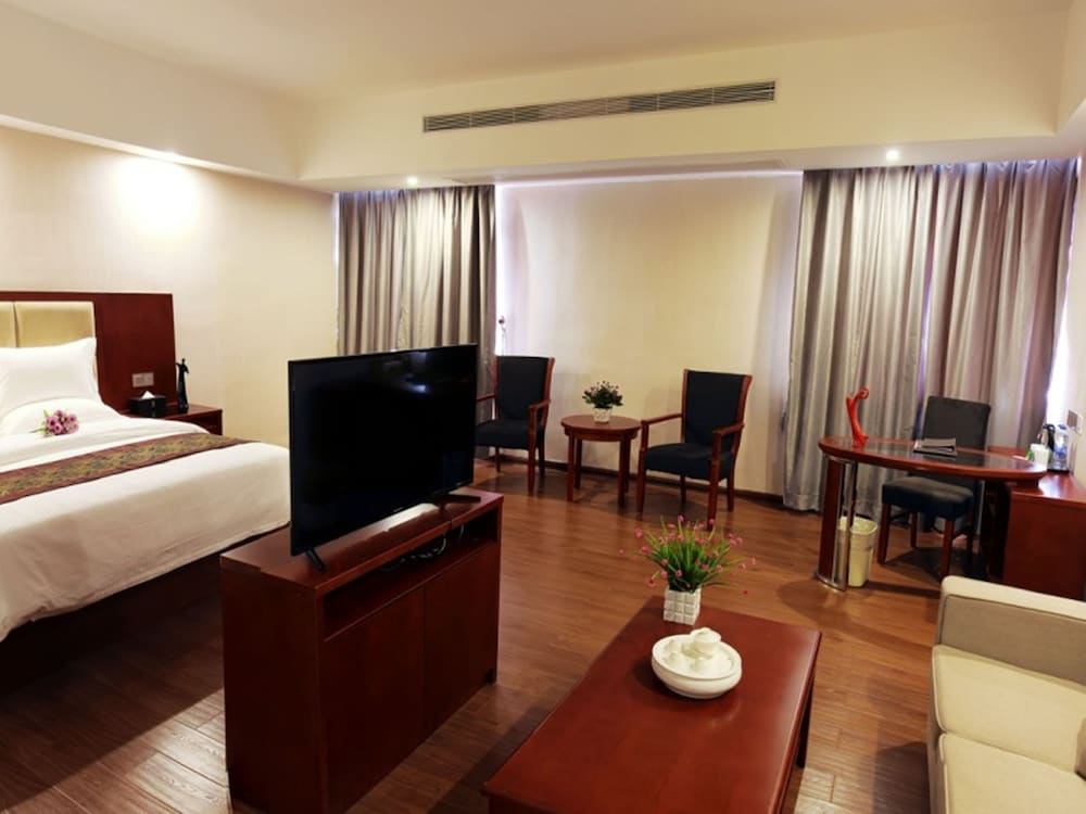 GreenTree Inn Jieyang Konggang District North Wangjiang Rd Hotel