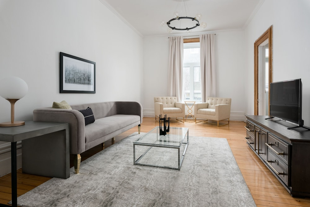 Architectural 2BR in Plateau by Sonder