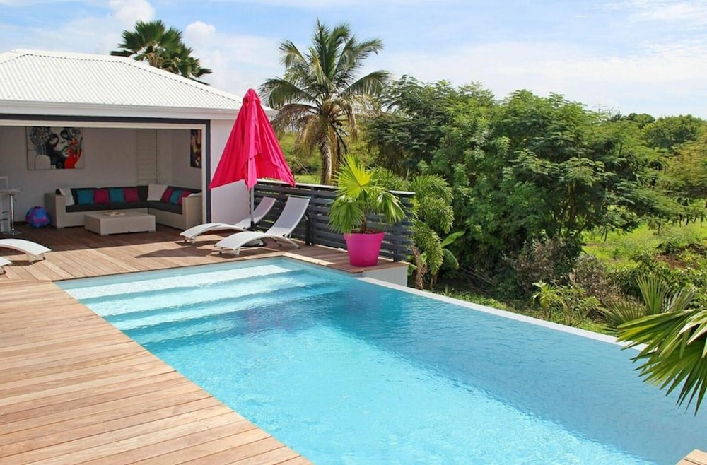 Villa With 3 Bedrooms in Saint Francois, With Private Pool and Wifi -