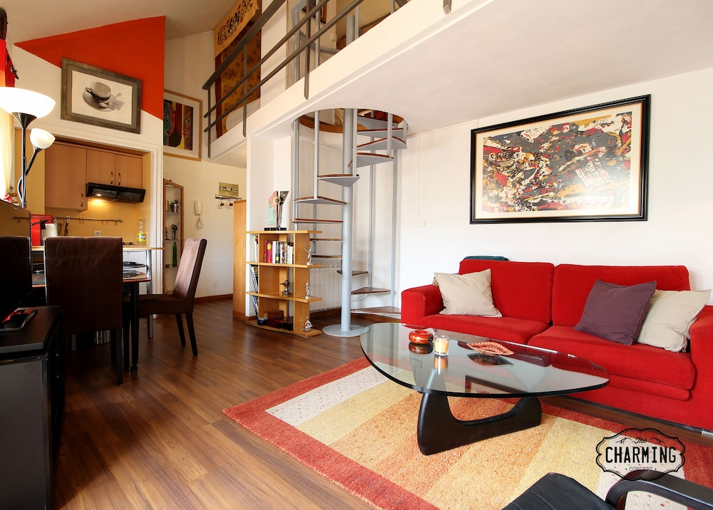 Charming Oasis in the Centre of Madrid