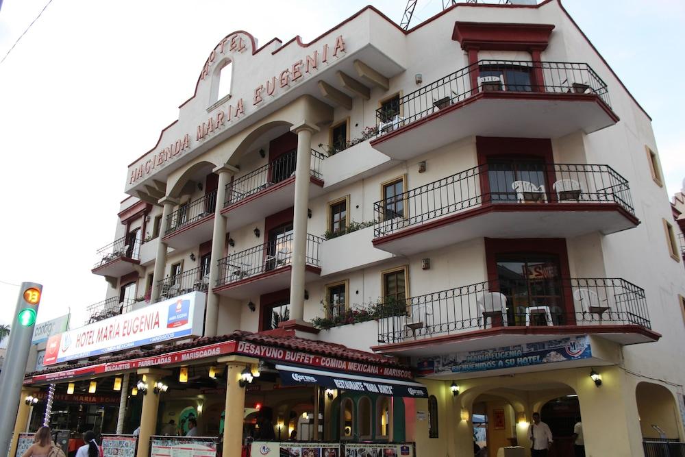 Hotel Hacienda Maria Eugenia