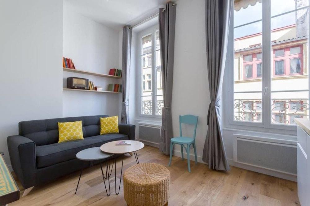Appartement Design Pentes de la Croix-rousse