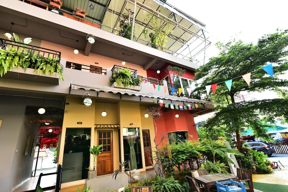 The Little Alley Boutique Hotel