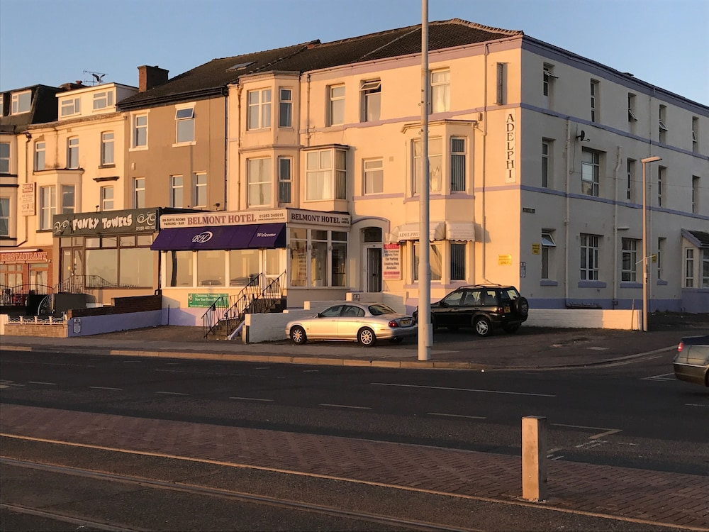 Belmont Hotel Blackpool