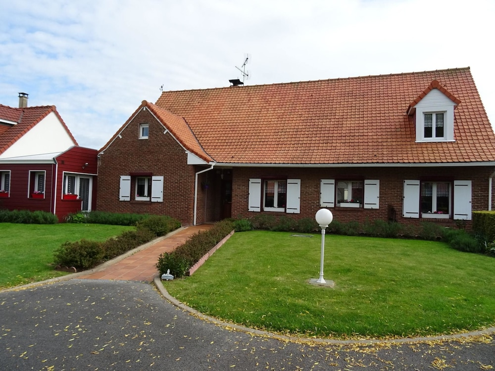 Studio in Berck, With Furnished Garden and Wifi - 1 km From the Beach