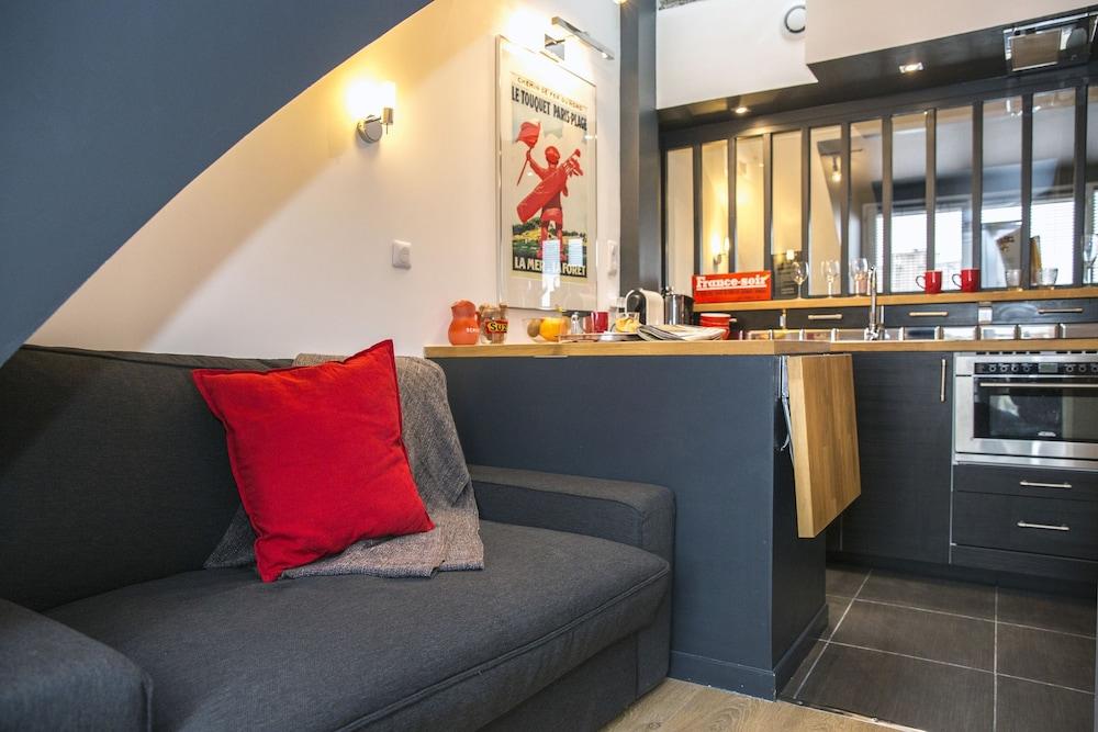 Appart Hôtel Lille - Marius et Romain