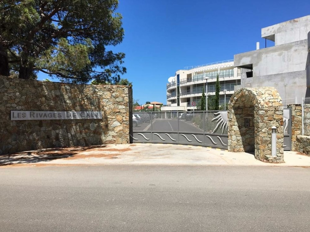Apartment With one Bedroom in Calvi, With Wonderful sea View, Furnishe