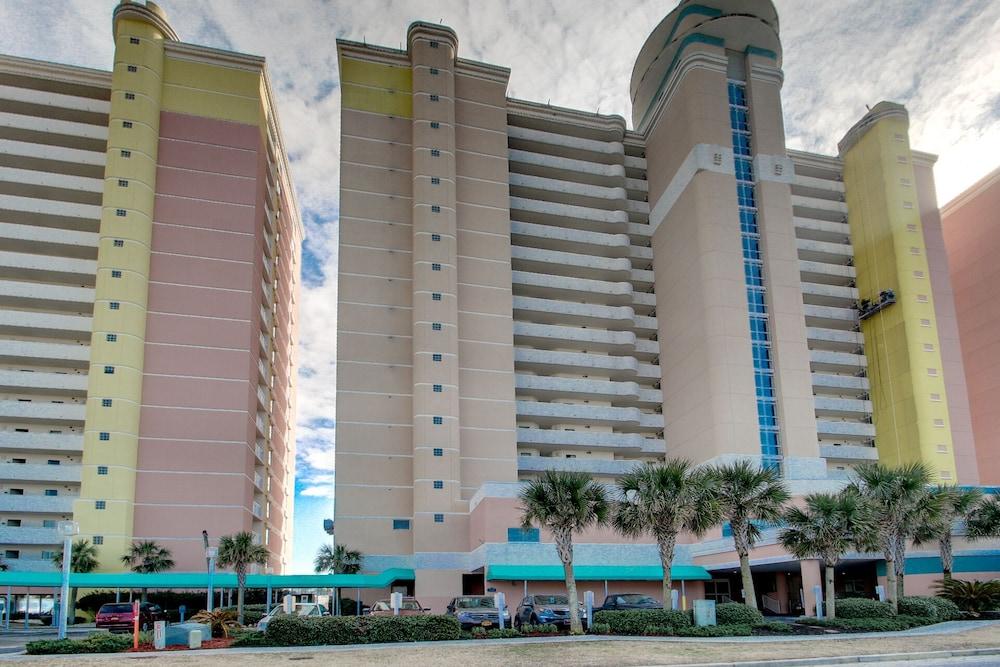 Bay Watch Resort M. 1012-oceanfront-crescent Beach Section 2 Bedroom C