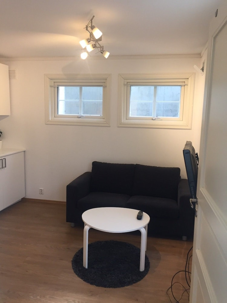 Nice basement apartment in central Oslo