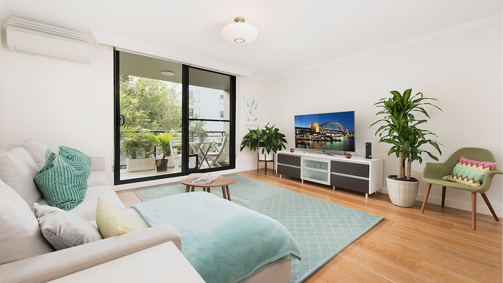 Perfect 2 Bedroom In Rushcutters Bay