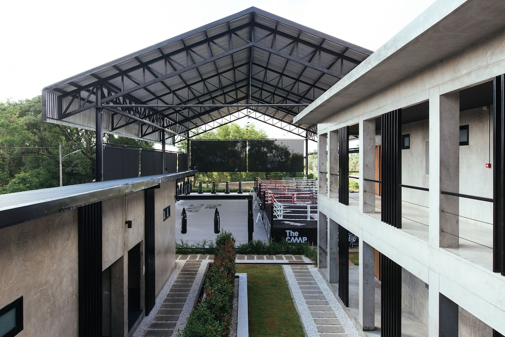 The Camp Muay Thai Resort and Academy